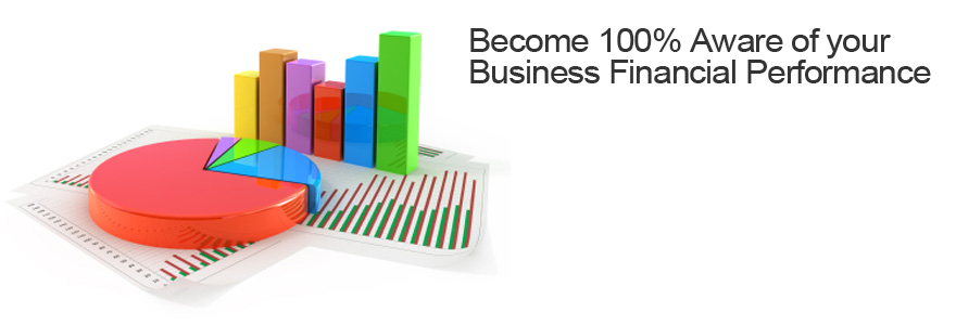Become 100% Aware of Your Business Financial Performance