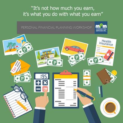 Personal Financial Planning Workshop